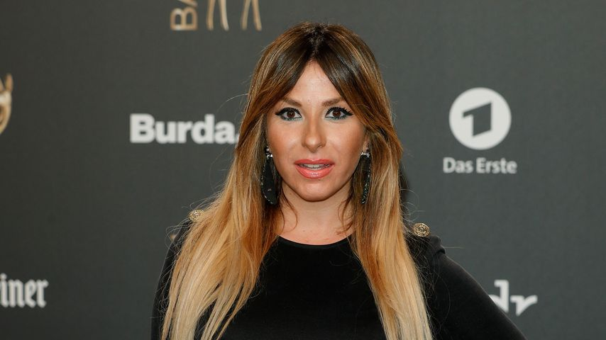 Gülcan Kamps bei den Bambi Awards 2017