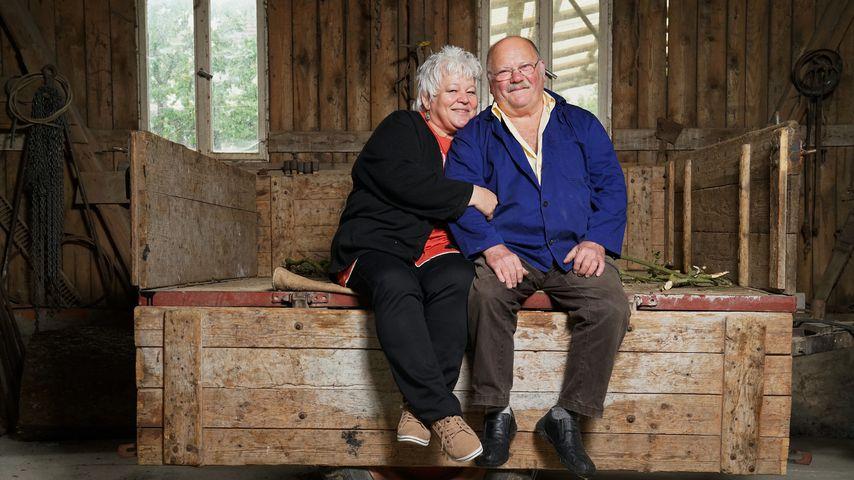 1. Beziehung mit 66 Jahren? Bauer Günter entdeckt die Liebe!