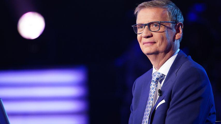 """Günter Jauch bei """"Wer wird Millionär"""""""