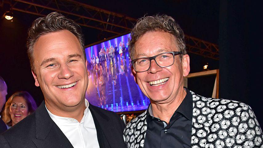 Bärchen oder Mausi? So nennen sich Guido & Frank privat!