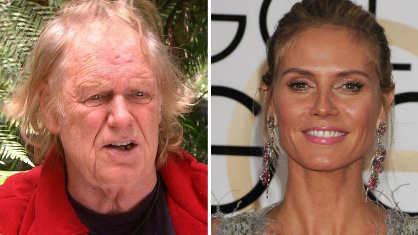 Monica Ivancans Camp-Theorie: Ersetzt Heidi Klum nun Gunter?