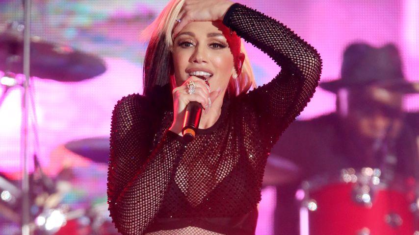 Trotz Freikarten! Leere Reihen bei Gwen Stefanis Konzert