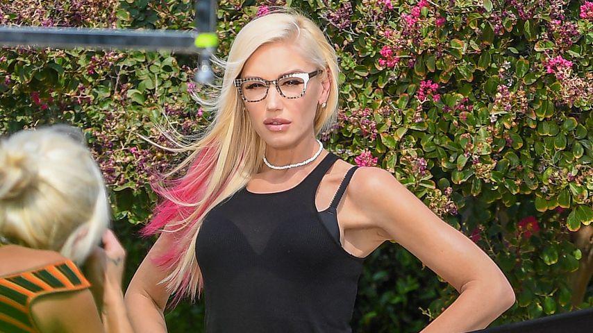 Gwen Stefani im Oktober 2020