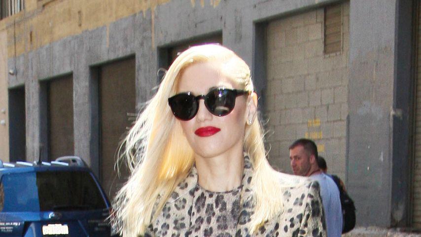 Gwen Stefani: Von Kopf bis Fuß auf Leo eingestellt