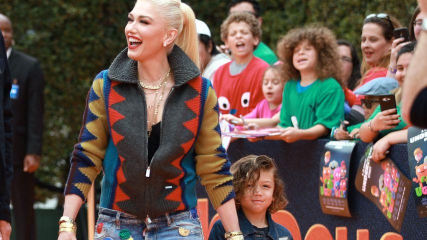 "Gwen Stefani: Apollos Kindergarten-Start war ""grauenvoll"""