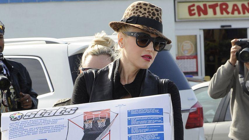 Gwen Stefanis gigantischer Weihnachtseinkauf