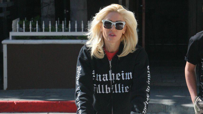 Gwen Stefanie mit Sohn Apollo