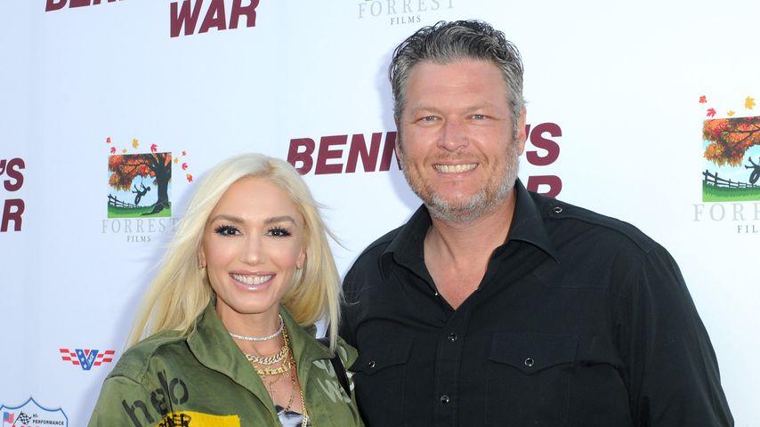 Für Abnehmerfolg: Gwen Stefani will Blake zum Veggie machen