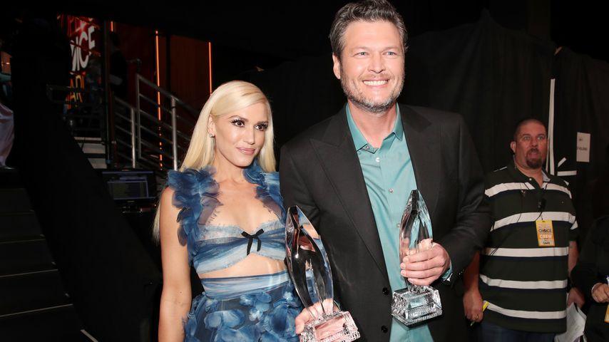 Schnelle Scheidung: Heiratet Gwen Stefani nun Blake Shelton?