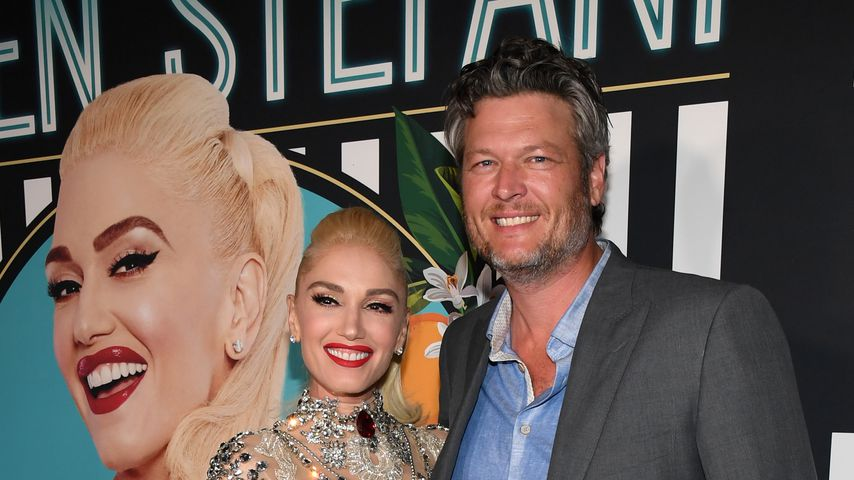 Gwen Stefani und Blake Shelton bei einem Event in Las Vegas, Juni 2018