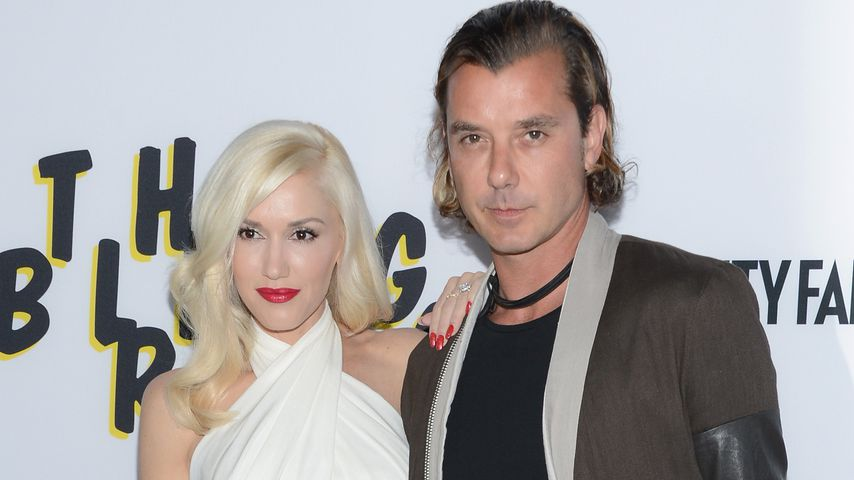 Gwen Stefani und Gavin Rossdale, 2013