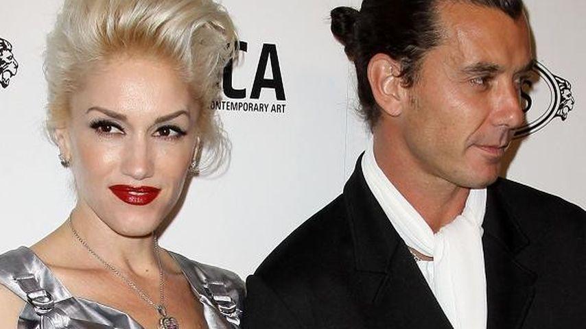 Scheidungsgrund: Gwen Stefani glaubt, Gavin war untreu!