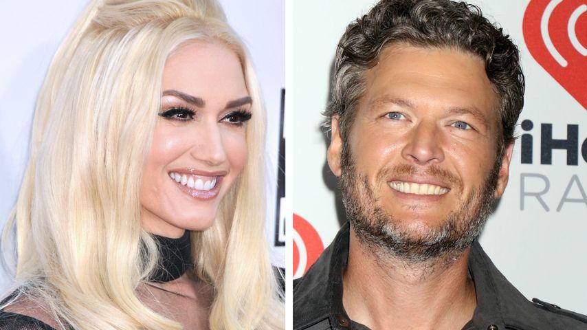 """""""I love you!"""": Gwen Stefani gesteht Blake Shelton ihre Liebe"""