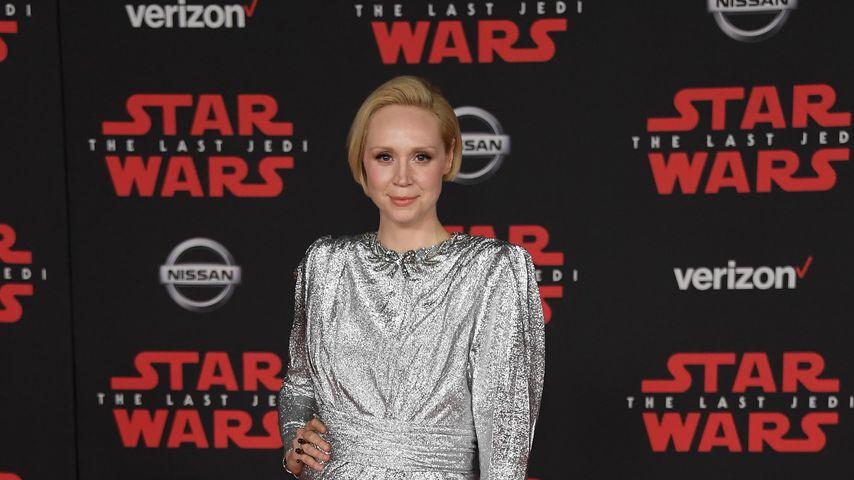 """Gwendoline Christie bei der """"Star Wars: The Last Jedi""""-Premiere in Los Angeles 2017"""