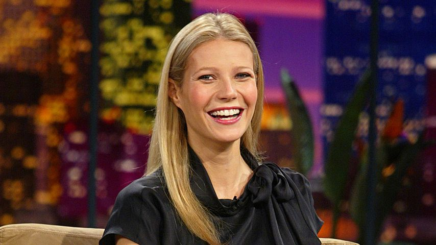 Gwyneth Paltrow bei der The Tonight Show