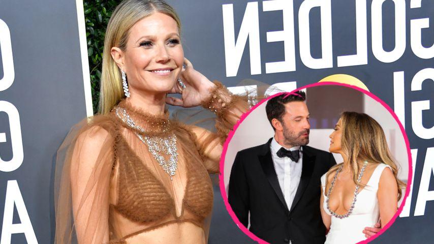 Gwyneth Paltrow gibt Ex Ben Affleck und J.Lo ihren Segen