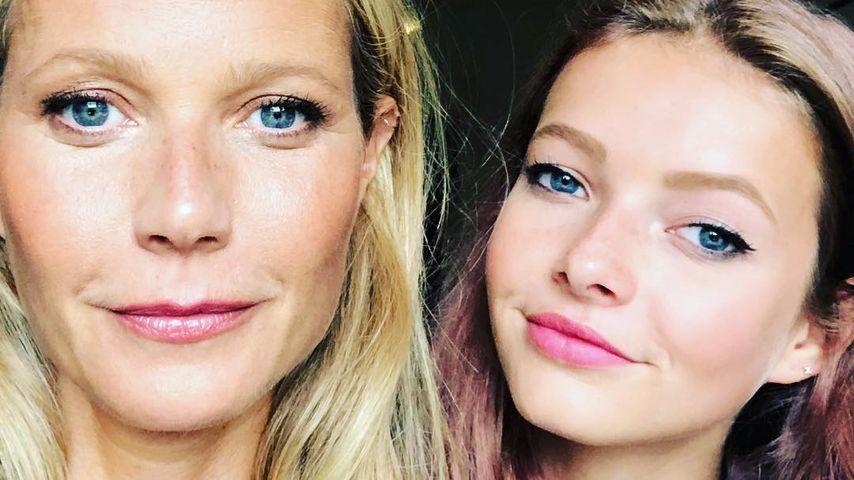 Gwyneth Paltrows Tochter will eines Tages ihre Firma leiten!