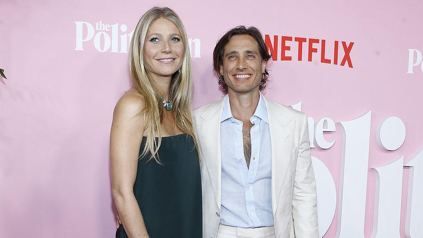 Gwyneth Paltrow und Brad Falchuk, September 2019