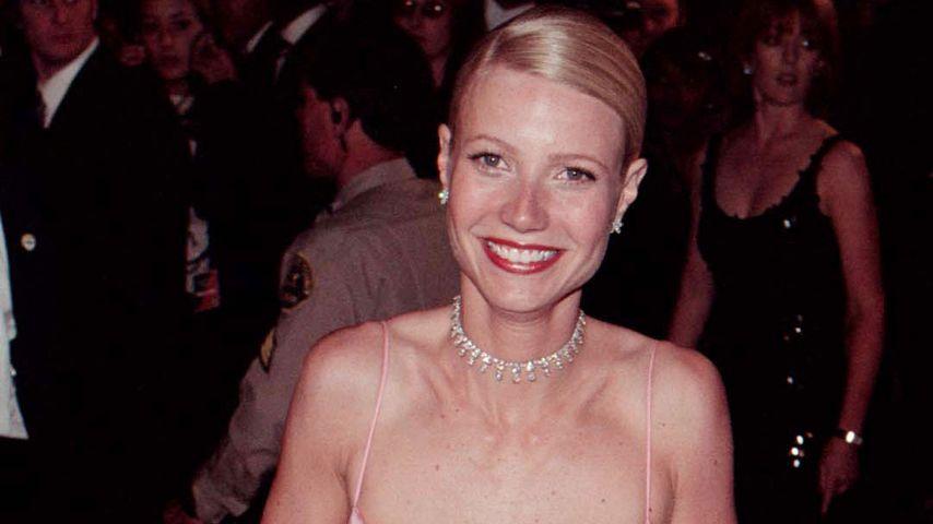 Gwyneth Paltrow auf der Vanity Fair Oscar-Party 1999