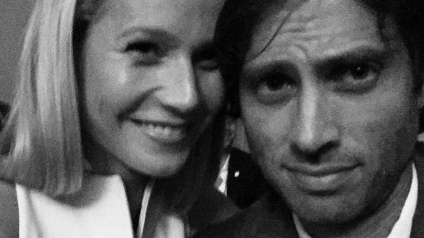 Gwyneth Paltrow und Brad Falchuk