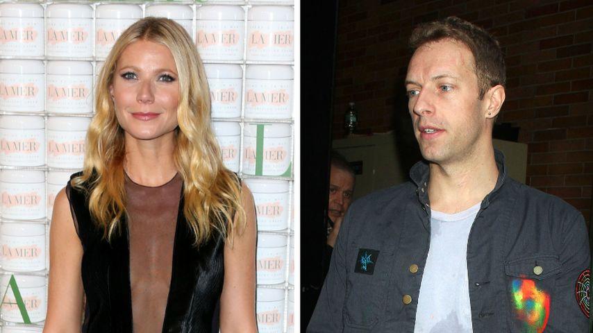 Was? Gwyneth Paltrow & Chris Martin streiten um ein Moped
