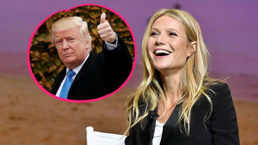 Gwyneth Paltrow nach Trump-Sieg: Aufregende Zeit für Amerika