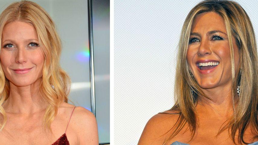 Echte BFFs! Gwyneth flüchtete zu Jennifer Aniston