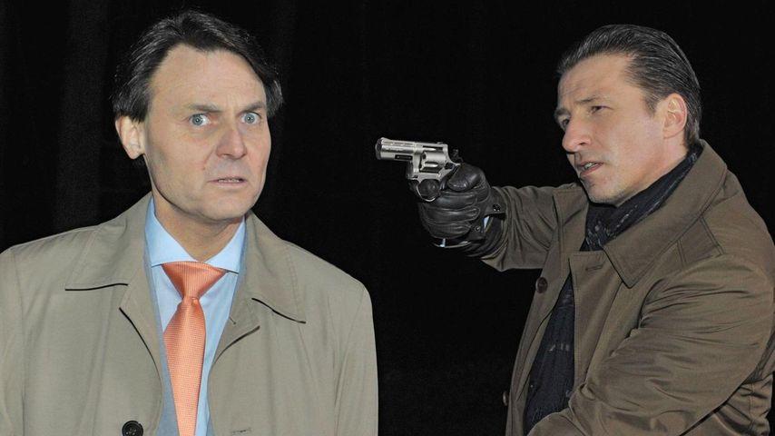 Wolfgang Bahro und Kai Holzapfel bei GZSZ