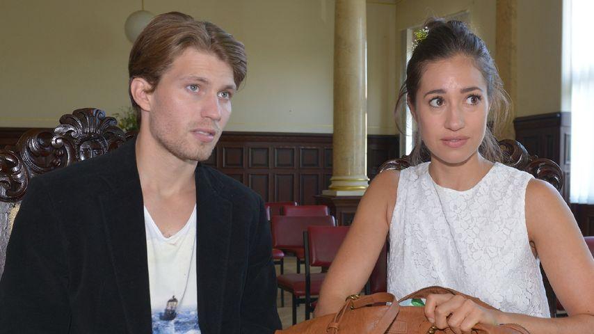 GZSZ-Hochzeit: Was sagt ihr zu Dominik & Elena?