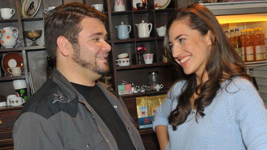 Thomas Drechsel und Elena Garcia Gerlach
