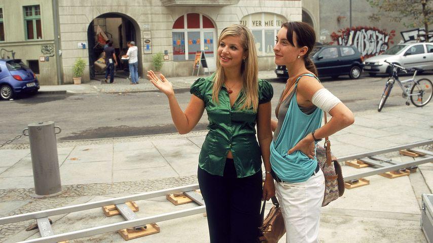 GZSZ-Stars Susan Sideropoulos und Maike von Bremen vor zehn Jahren