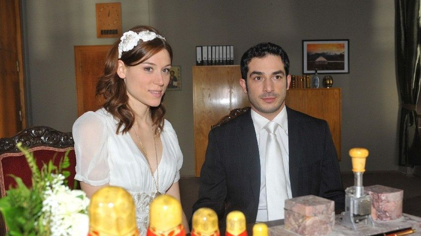 Tayfun Baydar und Lena Ehlers