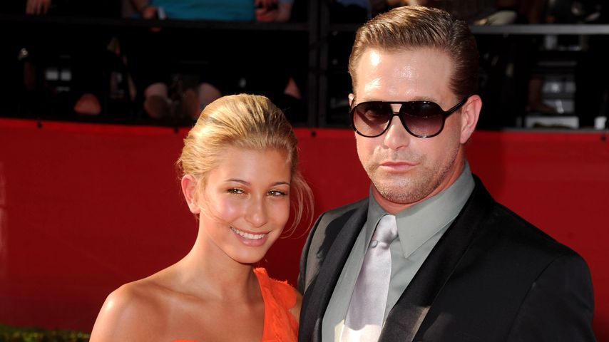 Hailey Baldwin und Stephen Baldwin 2010