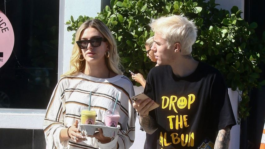 T-Shirt-Hinweis: Veröffentlicht Justin Bieber neues Album?