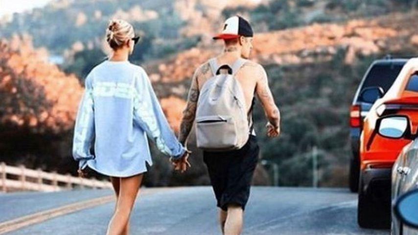 Justin Biebers süße Insta-Liebeserklärung an seine Hailey