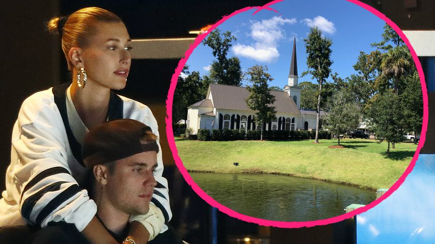 Neue Details: Hier heiraten Justin & Hailey Bieber am Montag
