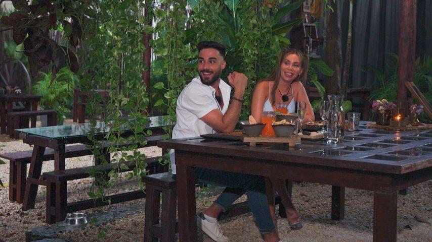 """Halil und Tara bei einem """"Ex on the Beach""""-Date"""