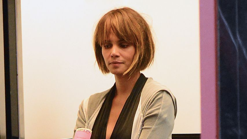 Jetzt mit Bob! Halle Berry zeigt ihre neue Single-Frisur