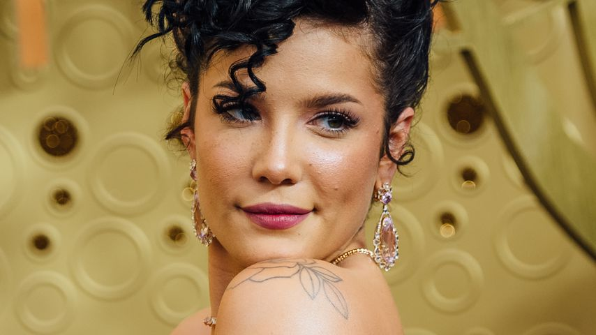 Halsey bei den Emmys in L.A. im September 2019