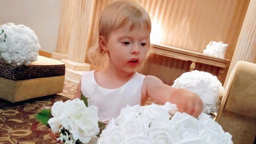 Hana Nitsches Tochter Aliya Frances