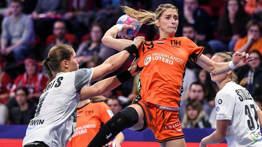 Deutschland gegen die Niederlande, Handball-Europameisterschaft 2018