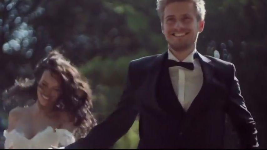 Romantik pur! So schön war Hanna Weigs & Jörns Hochzeit