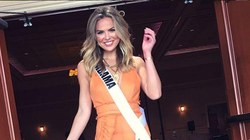 Hannah Brown, ehemalige Miss Alabama USA