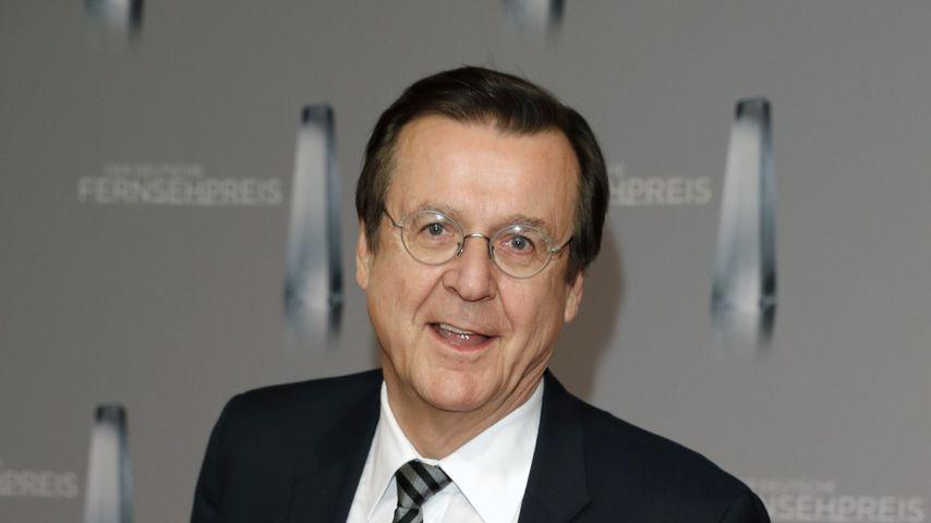 Hans Mahr beim Deutschen Fernsehpreis 2017