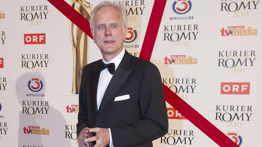 """Harald Schmidt auf der """"Kurier Romy""""-Gala in Wien"""