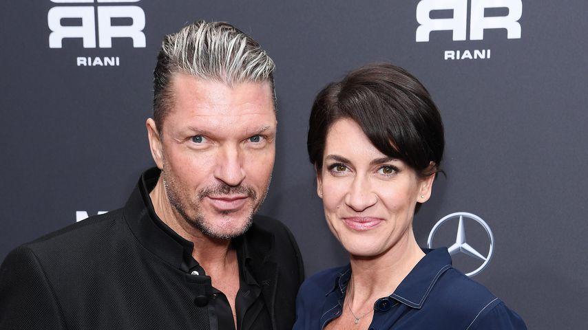 Hardy Krüger Jr. und Alice Krüger im Januar 2019 in Berlin