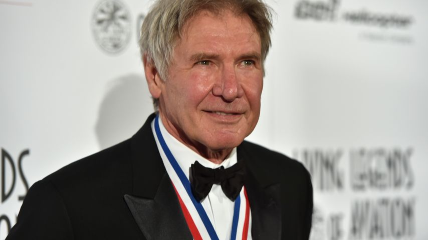 Harrison Ford in Beverly Hills