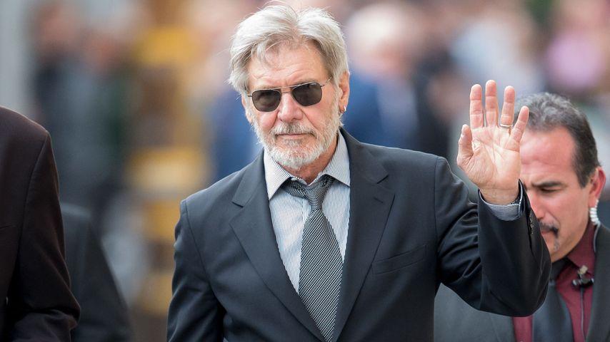 "34 Millionen Dollar! Harrison Fords mega ""Star Wars""-Gage"