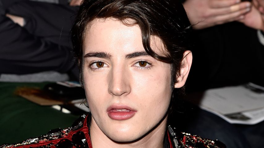 Harry Brant, März 2015 in Paris