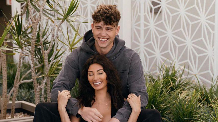 Harry Jowsey und Francesca Farrago im Mai 2020